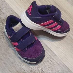 Adidas Ortholite Sneakers Tot Girls Sz. 7